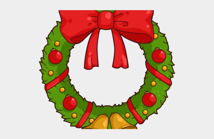 Christmas Wreath Clipart.Wreath Clipart Cartoon Christmas Wreaths Cartoon Cliparts
