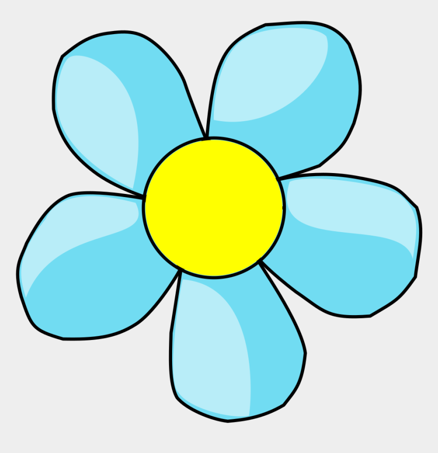 1911 clipart, Cartoons - Original Png Clip Art File Turquoise Blue Flower With - Daisy Clip Art