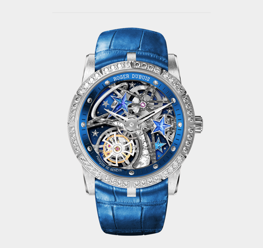 excalibur clipart, Cartoons - Excalibur Single Flying Tourbillon Shooting Star - Roger Dubuis Excalibur Shooting Star