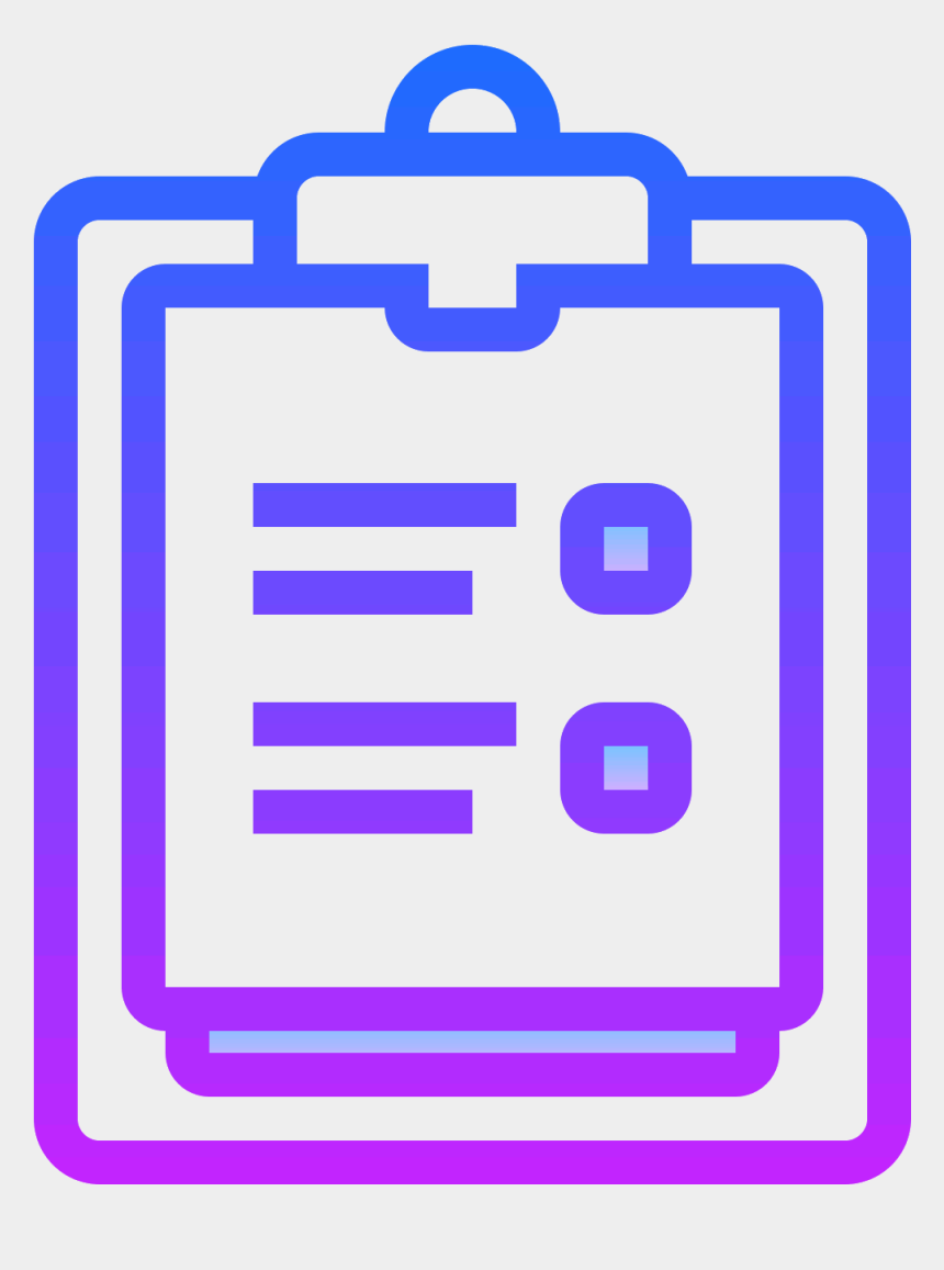 survey clipart free, Cartoons - Clipboard Clipart Survey - Code Quality Icon Png