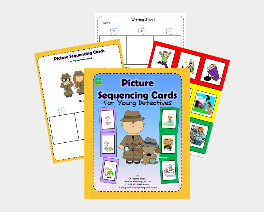 sequencing clipart, Cartoons - Check Out My Latest Product Picture Sequencing Cards - Free 3 Step Sequencing Cards