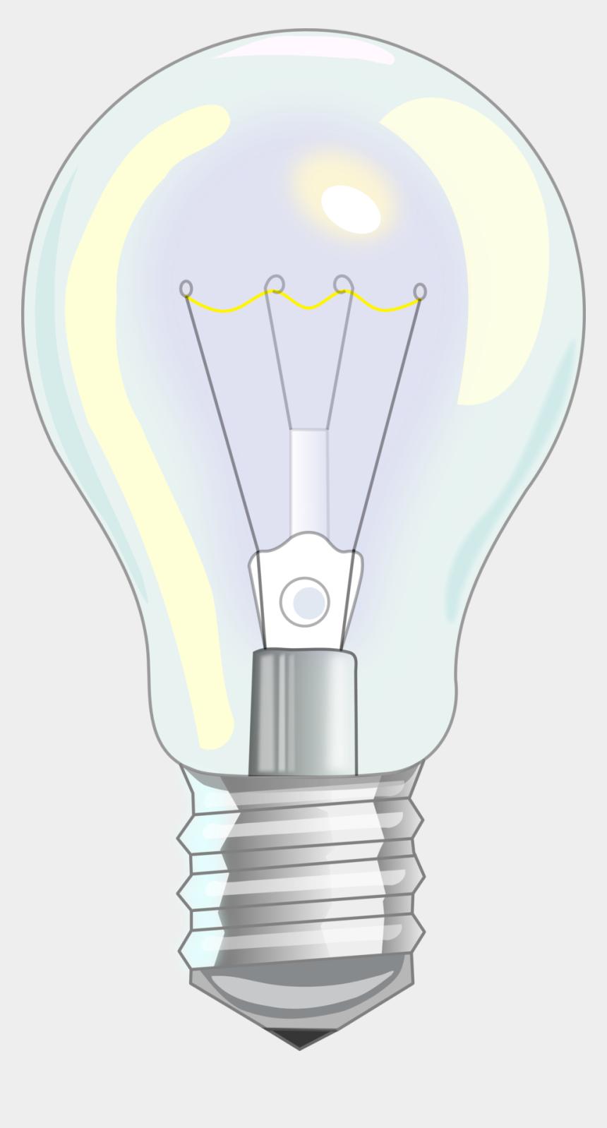 edison bulb clipart, Cartoons - Incandescent Light Bulb Lamp Incandescence Electric - Bulbon And Bulboff Gif