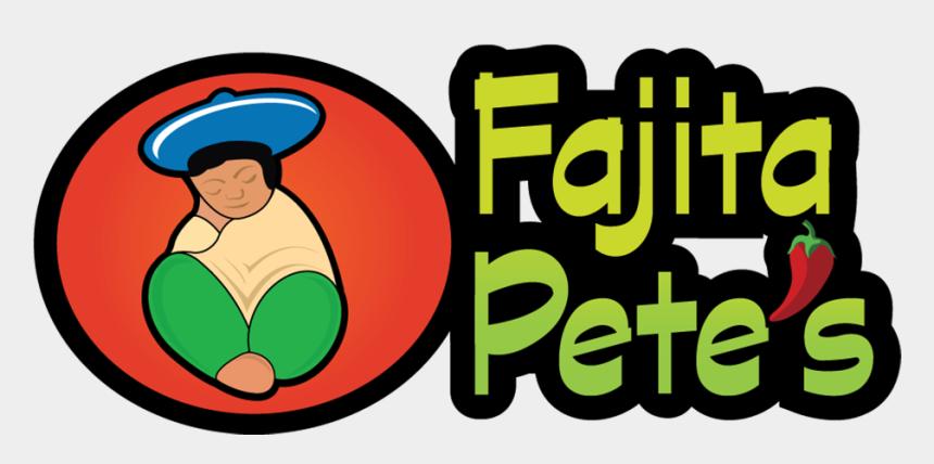 pete clipart, Cartoons - Fajita Pete's - Fajita Pete's Logo