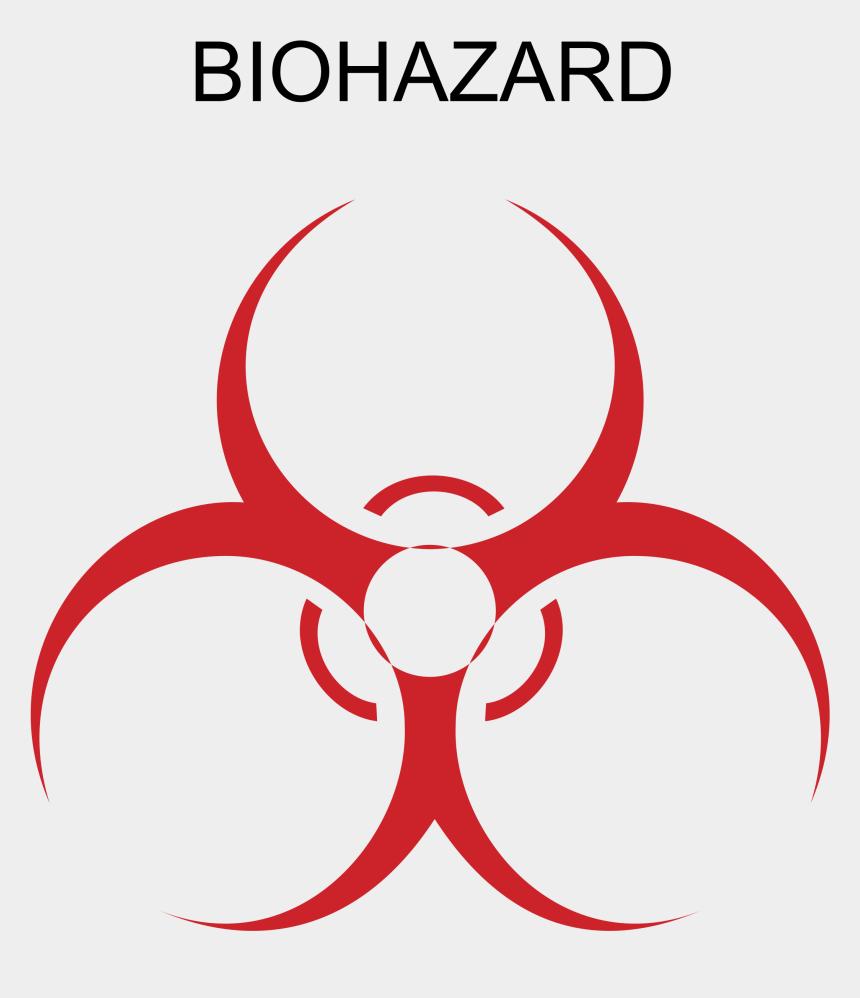 biohazard symbol clipart, Cartoons - Biohazard Logo Png Transparent - Logo Biohazard