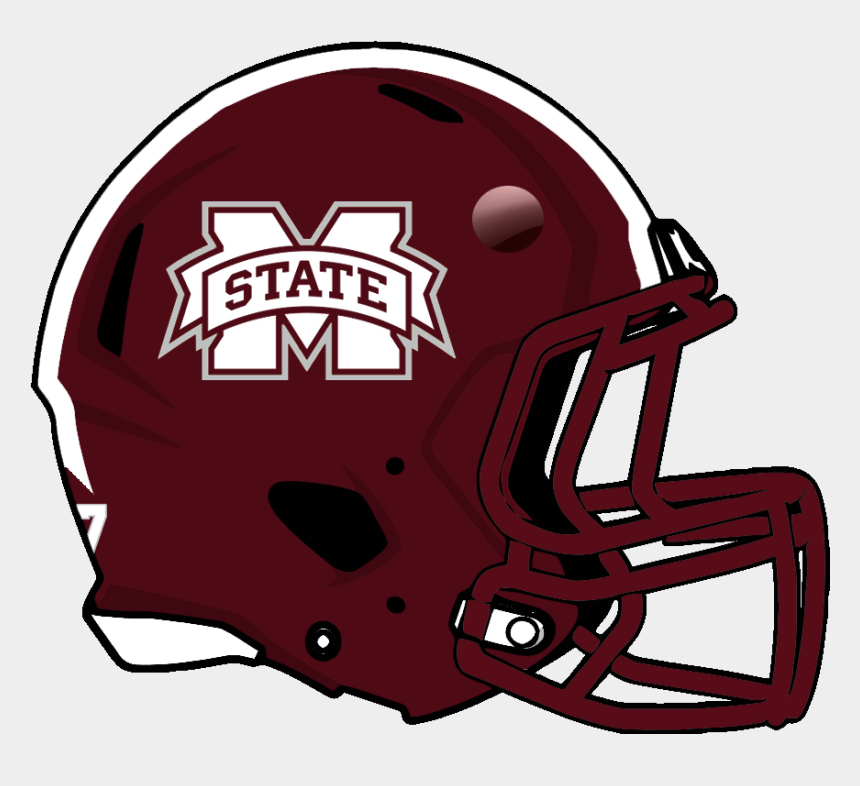crashing football helmets clipart, Cartoons - Mississippi St - Atlanta Falcons Helmet Png