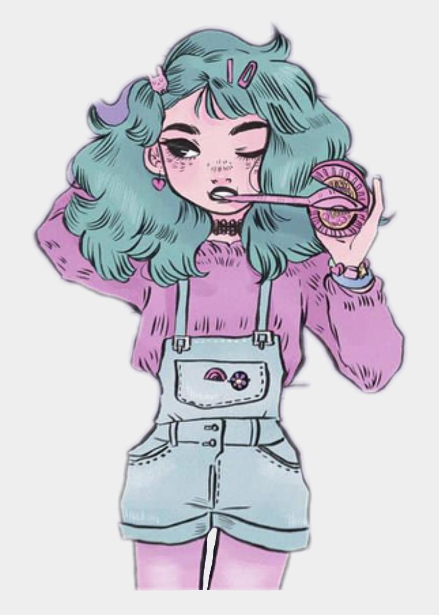 Grunge Dead Pastel Tumblr Pastelhair Nasa Pastelgoth