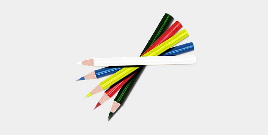 graphic novel clipart, Cartoons - Image - Colored Pencils Transparent Background