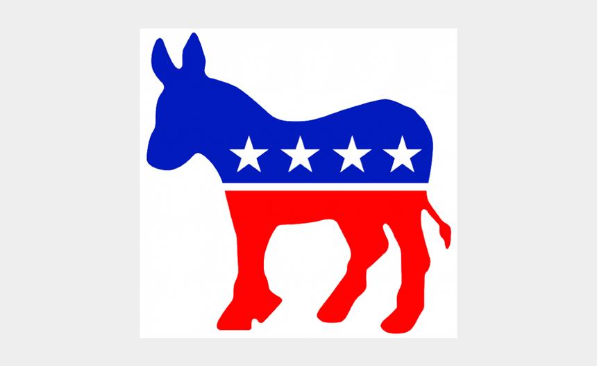 democrat donkey clipart, Cartoons - Democratic Party Png - Democratic Party Logo