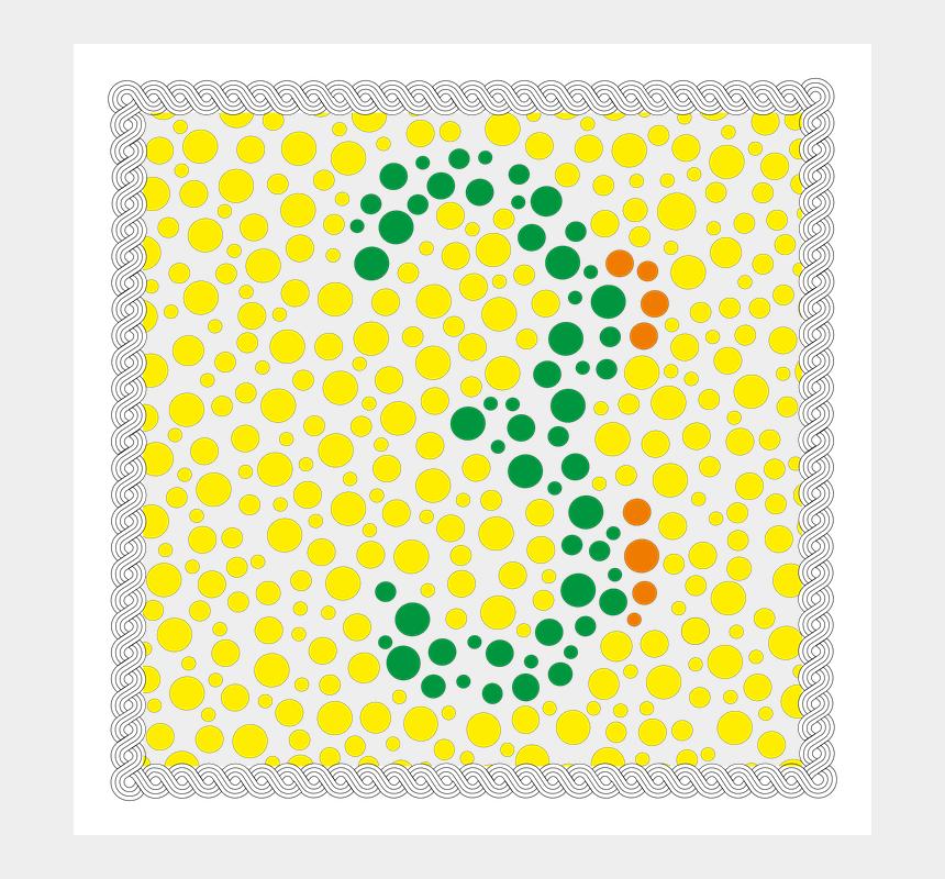 numbers in circles clipart, Cartoons - Number, 3, Color, Check, Colorblindness - Kan Kvinder Være Farveblinde