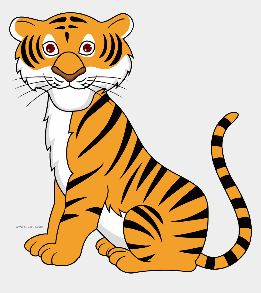 Tigger Cartoon Animal Clipart Png Download - Cartoon ...