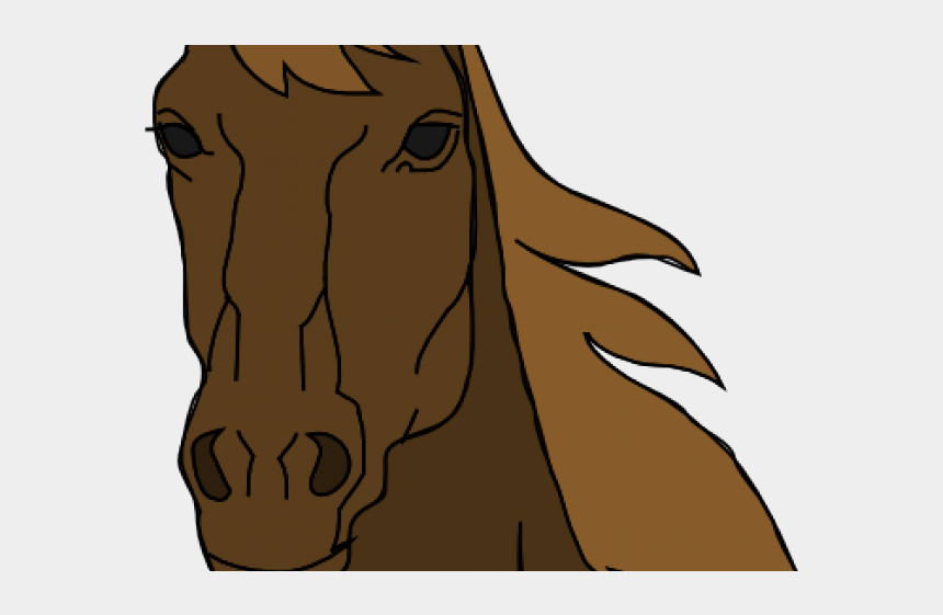 horse head clipart free, Cartoons - Goats Head Clipart Baby Horse - Cartoon Horses Heads