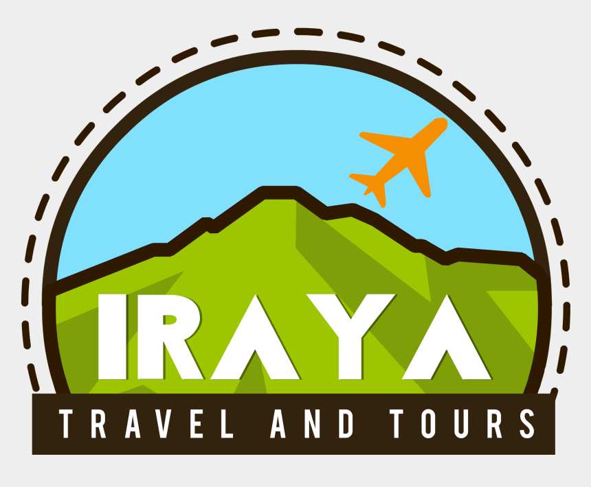 tours clipart, Cartoons - Tourist Clipart Service Vehicle - Tour And Travel Logo Sample Png