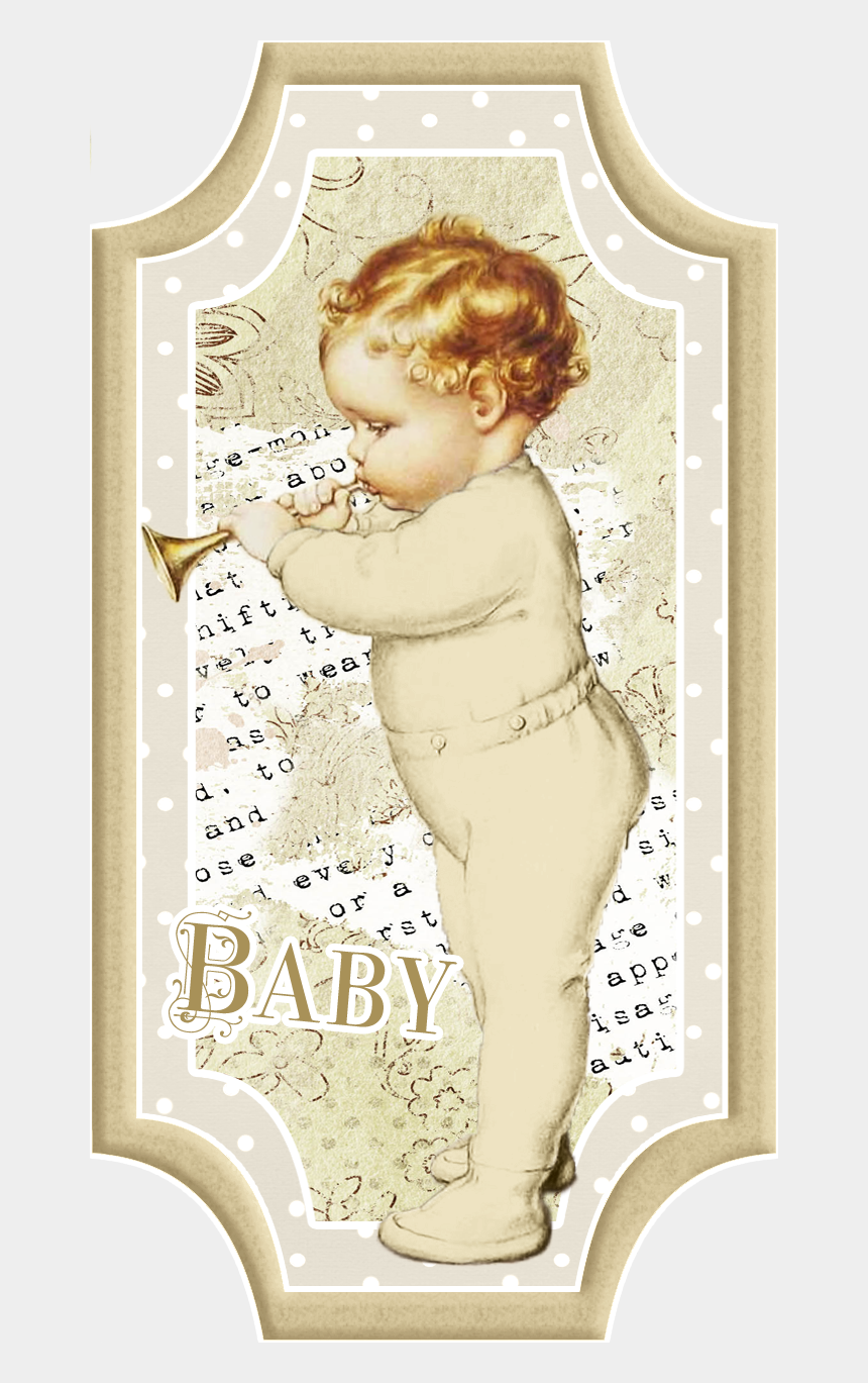 vintage baby boy clipart, Cartoons - 6 Colours Oh My Fiesta, Baby - Free Vintage Baby Clipart
