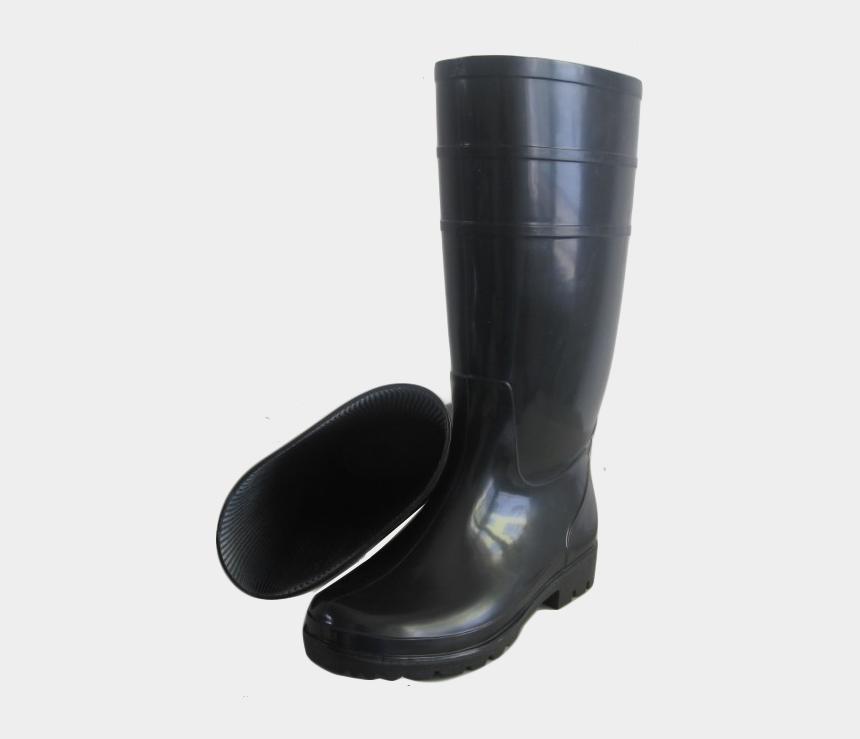 rain boot clipart, Cartoons - Transparent Boot Clear Pvc - Rain Boot