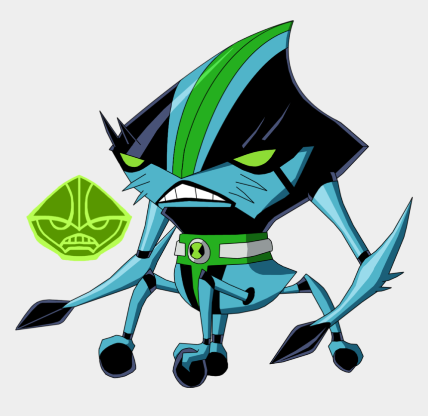 clipart echo, Cartoons - Ben 10 Biomnitrix Unleash - Ben 10 Biomnitrix Fusion Aliens