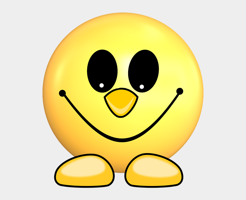 smilie face clipart, Cartoons - Smilie Joy Smile Happy Emoticon Face Laugh Luck - Emoji Smiley Face With Feet