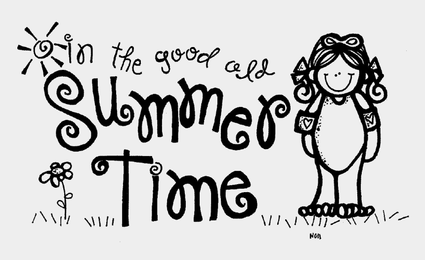 Summertime Png Free Download - Summer Vacation Clipart ...