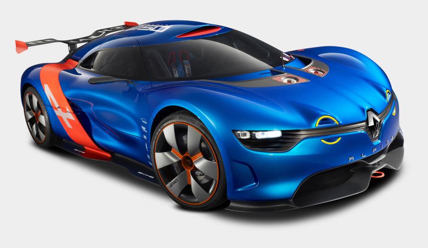 stock car racing clipart, Cartoons - Blue Race Png Transparent Images Pluspng Renault Ⓒ - Renault Best Concept Car