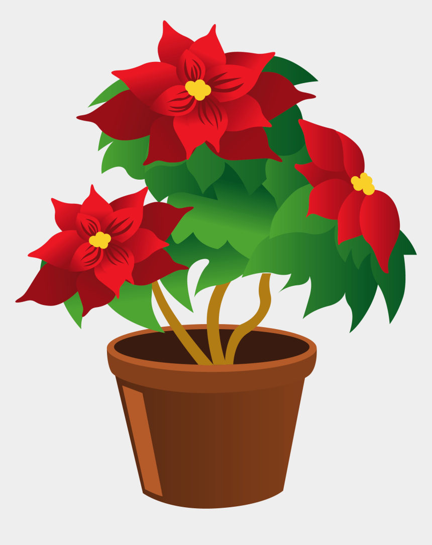 flower gardening clipart, Cartoons - Flower Pot Clipart Png - Plants Clipart