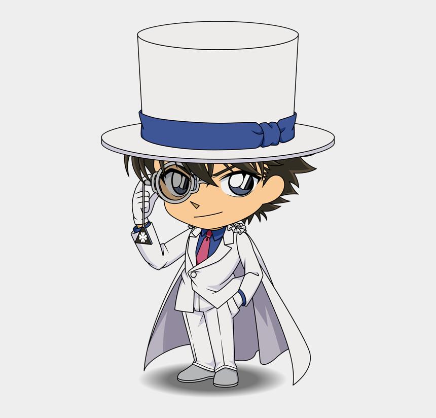 cartoon detective clipart, Cartoons - Chibi Kid Conan Pinterest Kaito And Magic Ⓒ - Detective Conan Chibi
