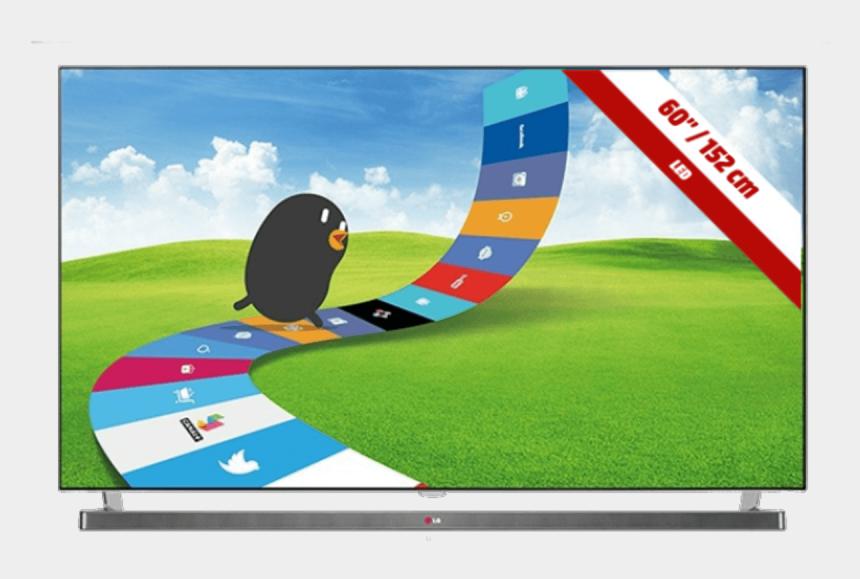 flat screen television clipart, Cartoons - Led Pulgadas Lb V Smart D Hz Ⓒ - Tv Lg 47lb650v