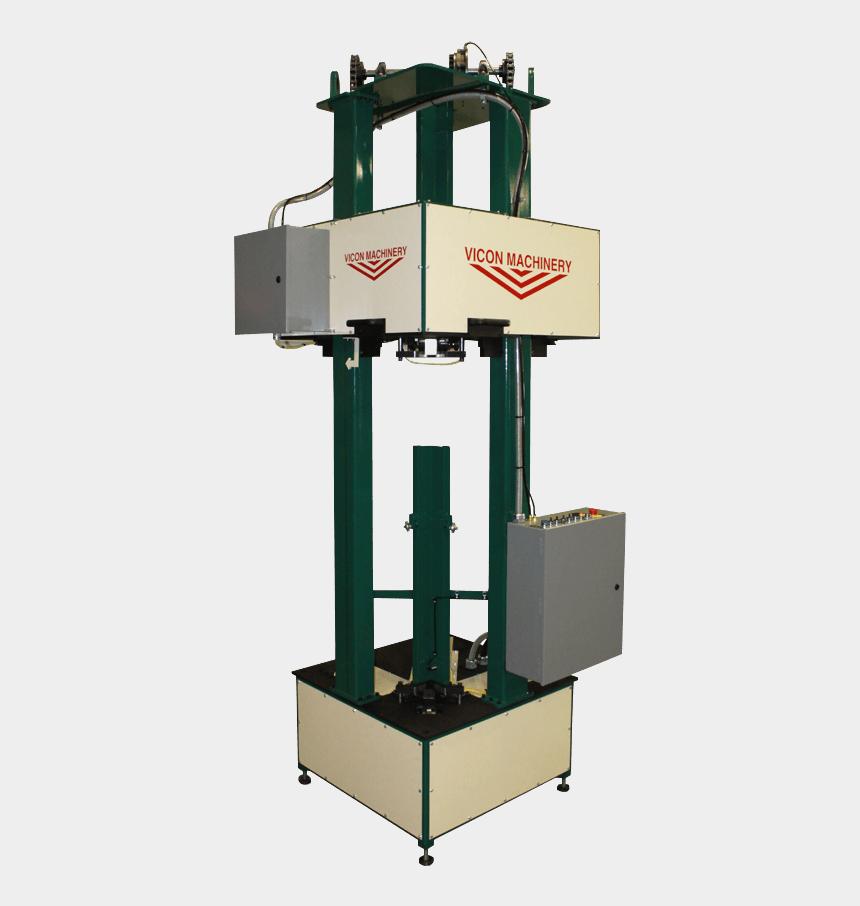 tdc clip tool, Cartoons - Dual Head Corner Insertion Machine - Machine Tool