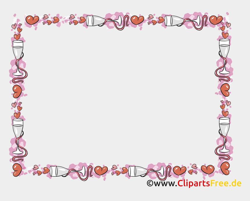clipart mariage gratuit imprimer, Cartoons - Clipart Gratuit Cadre Fête Des Mères Images - Rahmen Clipart