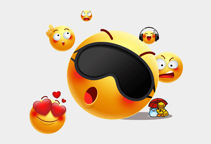 vuclip web video search blue apple, Cartoons - Youtube For Android Youtube For Android Tablet - Funny Emojis Transparent Background