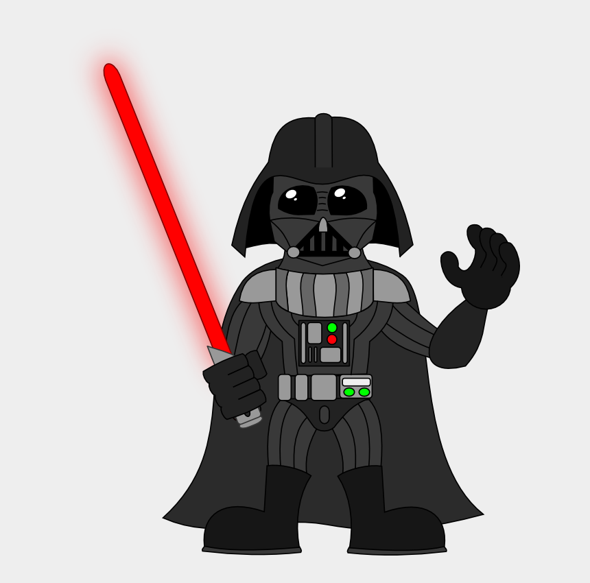 darth vader clipart, Cartoons - Darth Vader Clipart Animated - Darth Vader Clipart Png