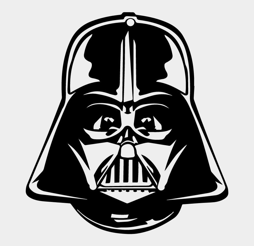 darth vader clipart, Cartoons - Vinilos Paredes Star Wars Vinilo Casco Dark Vader Friky - Darth Vader Helmet Draw