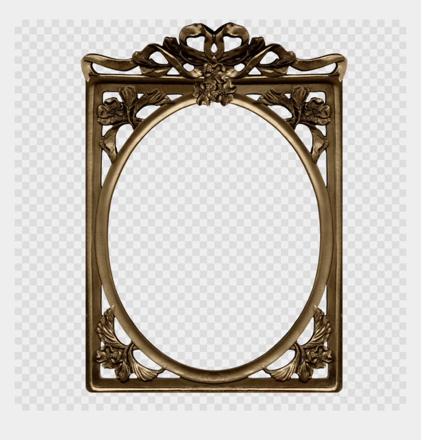 picture frame clip art, Cartoons - Clip Art Gold Frame Clipart Graphic Frames Picture - Gold Photo Frame Hd