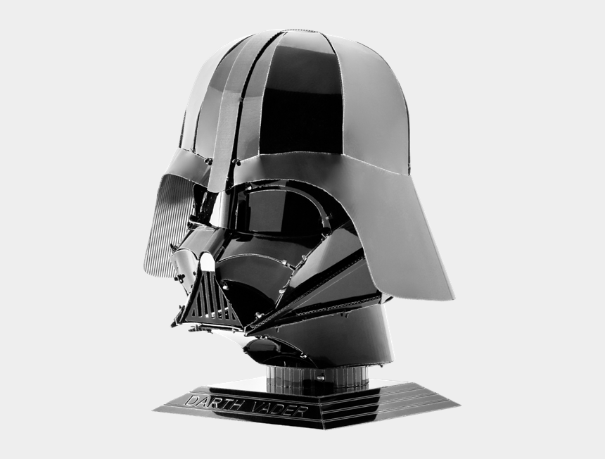 darth vader clipart, Cartoons - Picture Of Darth Vader Helmet - Metal Star Wars Darth Vader