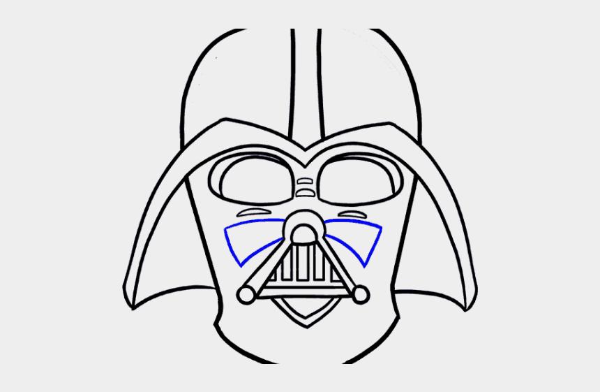 Free Drawn Darth Vader Download Free Clip Art Darth Vader