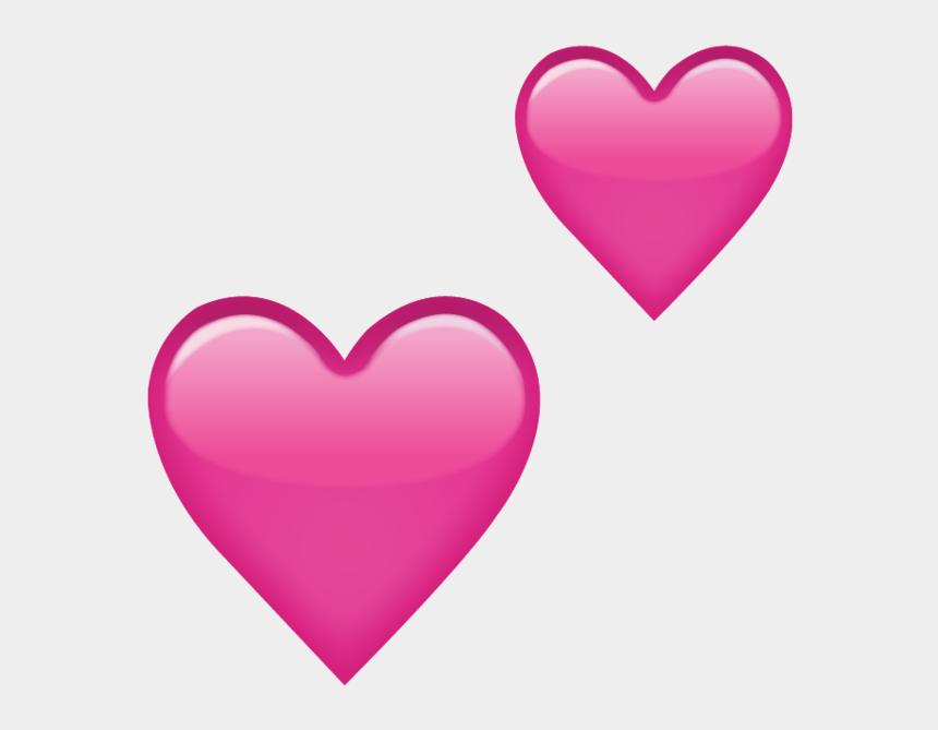 don't forget clipart, Cartoons - #emoji #lol #killme Don't Forget To Follow Me Xqqqq - Pink Heart Emoji Png