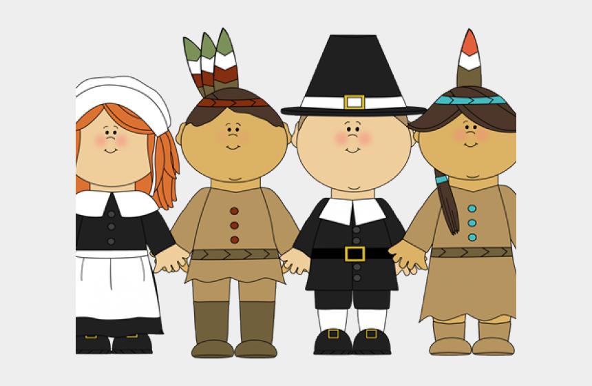 cornucopia clipart, Cartoons - Pilgrim Clipart Wampanoag - Indian And Pilgrim Clipart