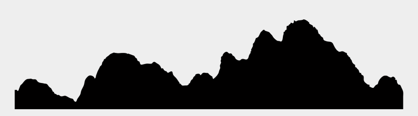 mountains clipart, Cartoons - Mountain Black And White At Getdrawings Com Ⓒ - Organ Mountains Las Cruces Silhouette