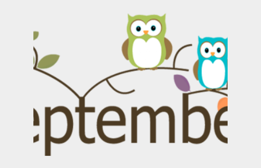 september clip art, Cartoons - Owl Clipart September - Seek First To Understand Then