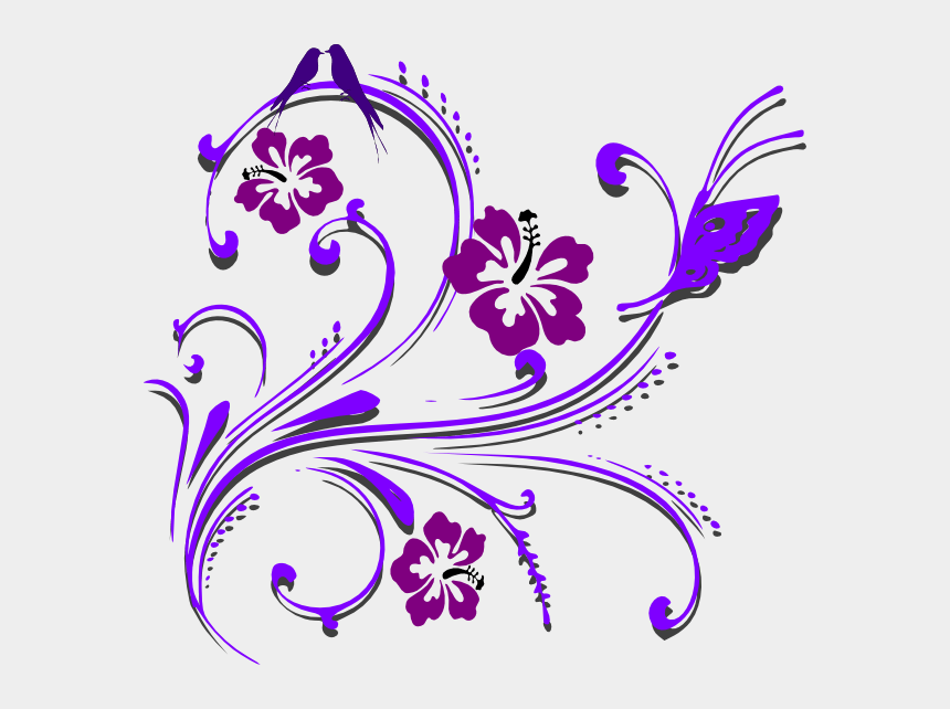 scrolls clipart, Cartoons - Wedding Card Design Border Png