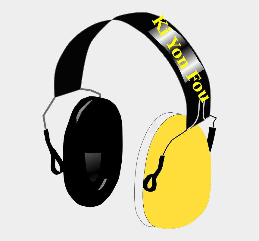 listen to music clipart, Cartoons - Headphones Music Technology Headset Listen - Headphone Cliparts