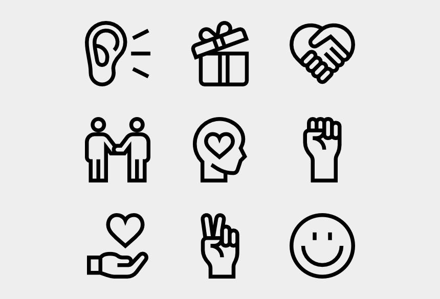 friendship clipart, Cartoons - Friendship - Social Media Logo Drawings