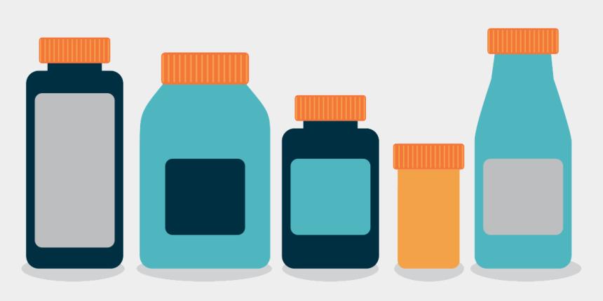 pill bottle clipart, Cartoons - Medicine Bottle Png - Medicine Bottles Png