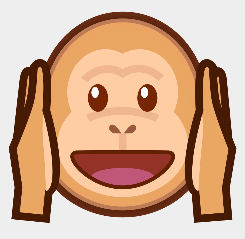 listen to music clipart, Cartoons - Not Listening To Stakeholder - Hear No Evil