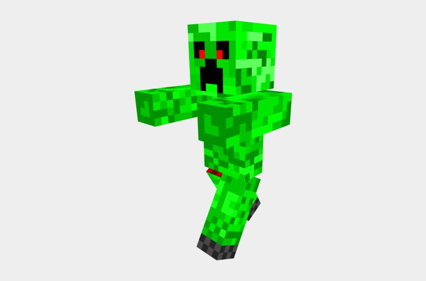 minecraft clipart, Cartoons - Minecraft Characters Clipart - Creeper Png