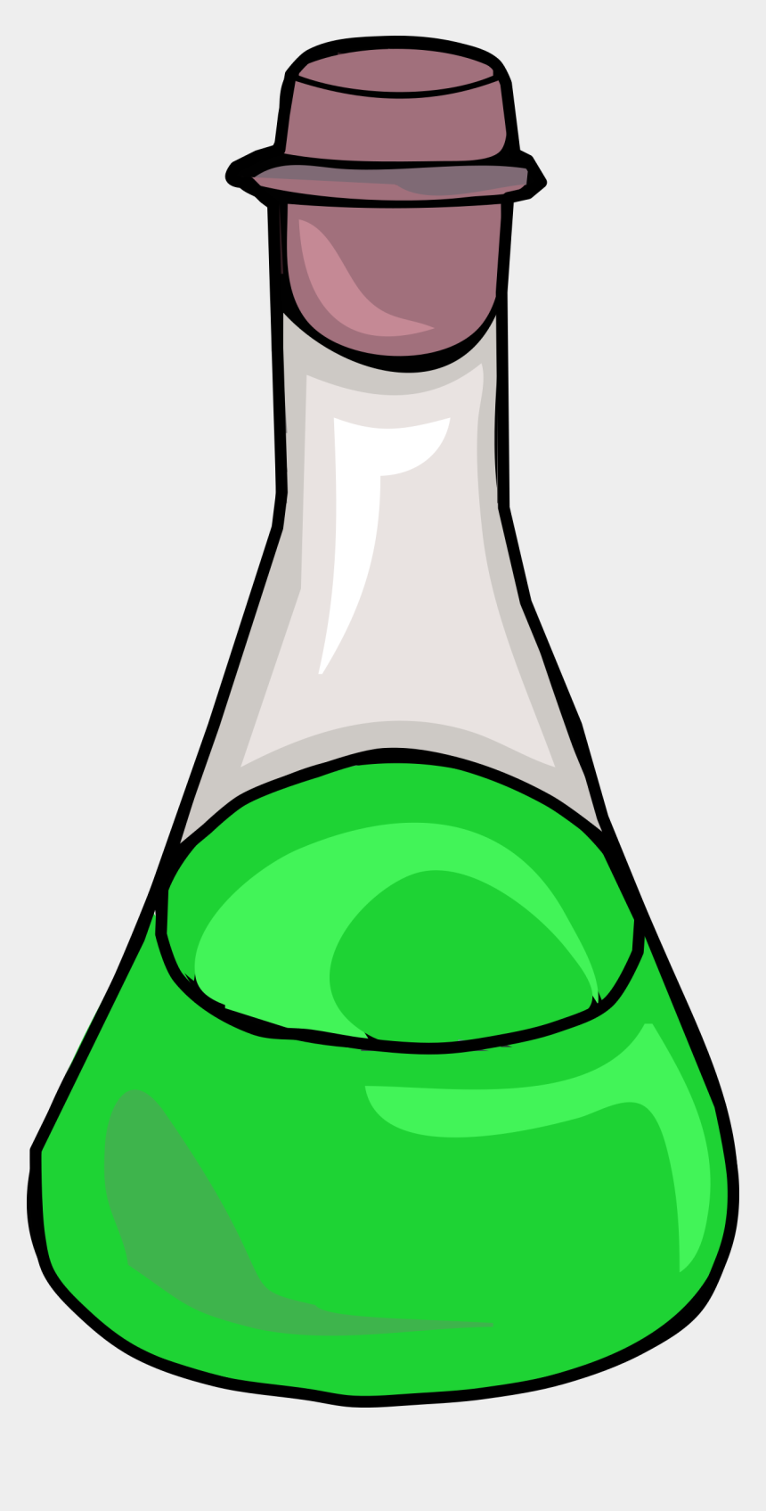pill bottle clipart, Cartoons - Clipart - Science Bottle Png