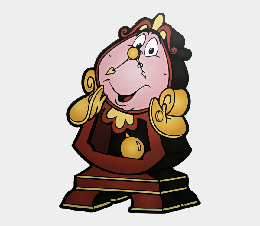 Disney Characters Props Page Platinum Prop Rentals Beauty And The Beast Cogsworth Cartoon Cliparts Cartoons Jing Fm