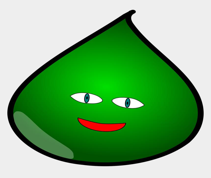 slime clipart, Cartoons - Green Slime Ooze Monster Dungeons & Dragons - Green Slime Monster