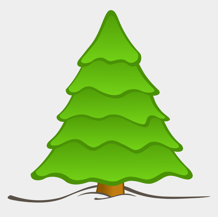 grinch clipart, Cartoons - Cartoon Christmas Tree Without Ornaments