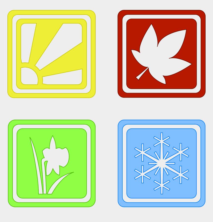seasons clipart, Cartoons - Seasons Clip Art