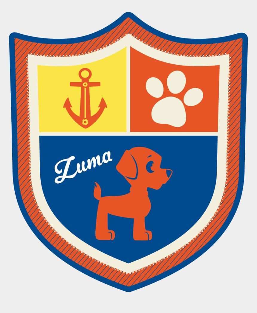 paw patrol badge clip art, Cartoons - Paw Patrol Badge Png - Emblem