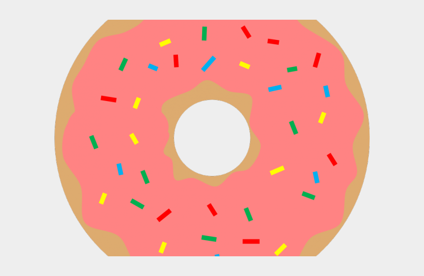 donut cliparts, Cartoons - Doughnut Clipart If You Give A Dog A Donut - Circle